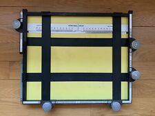 "Vintage Honeywell Nikor Enlarging Easel 11"" x 14"" Photography Darkroom Film"