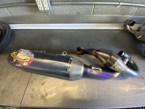 FMF Titanium 4.1 Complete Exhaust System KTM 250 SXF Husqvarna FC 19-21