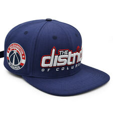 Washington Wizards Pro Standard THE DISTRICT Strapback NBA Adjustable Hat - Navy