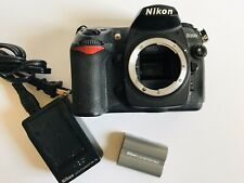 Nikon D200 with Battery and Charger.