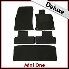 Mini One Tailored LUXURY 1300g Car + Boot Mat (2006 2007..2009 2010 2011) 2Clip
