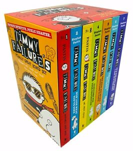 Timmy Failure's Finally Great Volume 1 - 7 by Stephan Pastis- Humour - Paperback