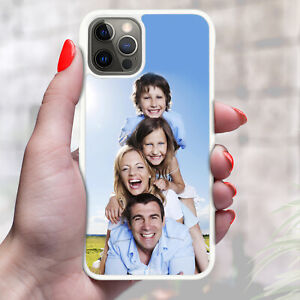 CUSTOM PRINTED PERSONALISED Photo Picture Image Phone Case Cover For Mobiles