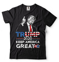 Keep American Great Trump 2020 T-shirt Republican President Re election Tee