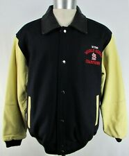 St. Louis Cardinals MLB G-III Sports Men's Button Down Varsity Jacket