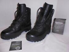 Lowa Mountain GTX WXL Gore-tex Waterproof Police Military Hiking Black Boot NWT