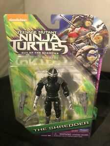 Teenage Mutant Ninja Turtles Out of The Shadows - The Shredder Figure