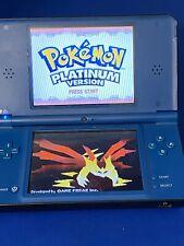 Nintendo Ds Pokemon Platinum Version - Authentic - Game Cartridge Only
