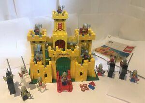 Lego Classic Yellow Castle #375 (6075) 1978 (1981)
