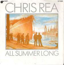 "CHRIS REA - All Summer Long 7"" 45"