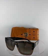 946a3cd067 Brand New Authentic MCM Sunglasses MCM607SA 217 56mm Black Tortoise