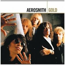 Aerosmith Gold Best Of 2-CD NEW SEALED Walk This Way/Love In An Elevator/Dude+
