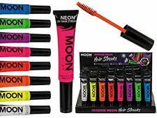 240110 3X Haar-Mascara Neon UV 8 3er Set Bunte Haarfarbe Haarkreide für Kinder
