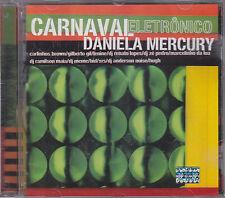 DANIELA MERCURY - carnaval eletronico CD