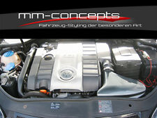 VW Golf GTI 5, 6 R 20, audi a3 2.0 tfsi filtro de aire Airbox air intake nuevo deporte
