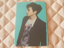 (ver. Eunhyuk) Super Junior M 3rd Mini Album Swing Photocard K-POP