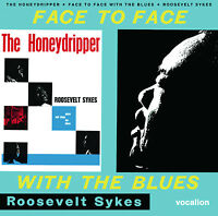 Roosevelt Sykes The Honeydripper & Face To Face With The Blues - CDSML8496