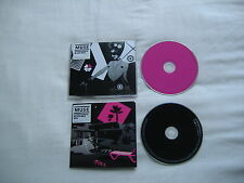 MUSE SUPERMASSIVE BLACK HOLE CD & DVD VERY GOOD CONDITION!