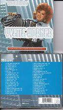 DOUBLE CD 40T YVETTE HORNER VIVE LE MUSETTE DE 1998 COLLECTION GUINGUETTE