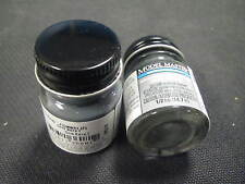 Testors Model Master Acryl Paint - 4750 Euro I 1 Gray Grey FS36081 (flat)