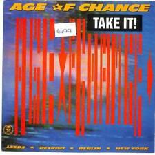"Age Of Chance - Take It! - 7"" Vinyl Record Single"