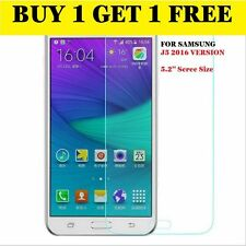 100% Genuine Real Tempered Glass Screen Protector for Samsung Galaxy J5 - 2016
