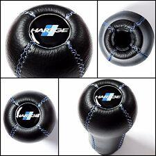 BMW HARTGE CLASSIC LEATHER NEW GEAR SHIFT KNOB E60 E90 E92 E91 E39 E46 M3 M5 M6