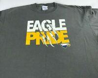 Eagle Pride T-Shirt Adult 2XL High School Student Alumni Etowah Georgia Graduate