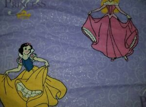 CUSTOM - DISNEY GLITTER PRINCESS CINDERELLA SNOW WHITE WHITE HAND TOWEL SET 2