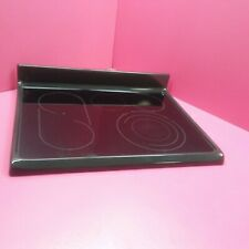 1 KENMORE RANGE BLACK COOKTOP *SOME SCRATCHES - SEE PHOTOS* 316251978