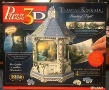 Puzz 3D Lighted Three Dimensional Puzzle The Gazebo Complete in Original Box