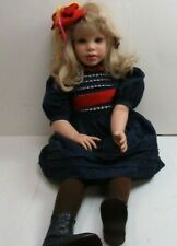 Very Rare Artist Proof Bruno Rossellini Gadco Great American Doll Madeline Ooak