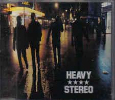 Heavy Stereo-Chinese Burn cd maxi single