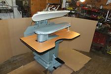 "Hoffman Model ""X"" Dry Clean Utility Press"