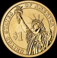 USA pièce de $1 (un) dollar USA - rare - idée cadeau - Envoi Gratuit