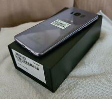 Samsung Galaxy S8 SM-G950F - 64GB - Orchid Grey (O2) Smartphone *MINT CONDITION*