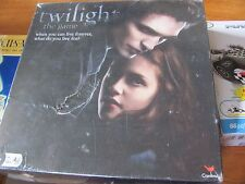 Twilight movie board game SEALED NEW