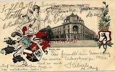 Ansichtskarten vor 1914 aus Berlin