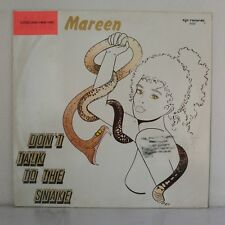 "Mike Mareen ‎– Don't Talk To The Snake (Vinyl 12"", Maxi 45 Tours)"