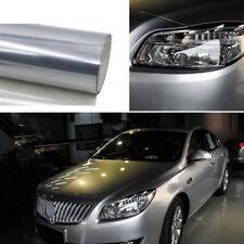 Light Smoke Black Tint Vinyl Wrap Sticker Headlight/Taillight SUV Car Light Film