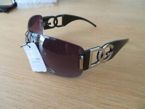 New DG Studio Sunglasses Designer Vintage Black Classic Ladies