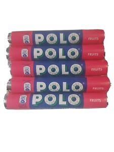 POLO FRUITS X 5 FREE POSTAGE