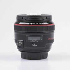 Objetivos f/1, 2 50mm para cámaras