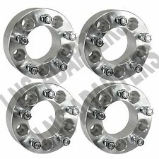 "4pcs 2"" Chevy GMC 5 Lug Wheel Spacers Fits S15 Jimmy S10 Blazer Pickup Truck 4x4"