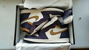 Nike Air Jordan 1 LA to Chicago