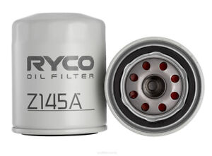 Ryco Oil Filter Z145A fits Nissan 1200 1.2 (B110), 1.2 (B120), 1.2 (KB110)