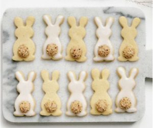 Bunny Rabbit Cookie Pastry Biscuit Cutter Icing Fondant Clay Kitchen Easter