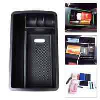 Armlehne Aufbewahrungsbox Ablagefach Ablagebox für Audi A3 Armrest Storage Box
