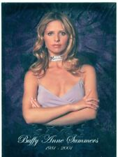Buffy TVS Season 5 Slayers Gift Chase Card SG-1