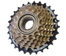 SHIMANO MF-TZ21 Tourney 7 Sette Velocità Vite Su Bicicletta Freewheel 14 - 28